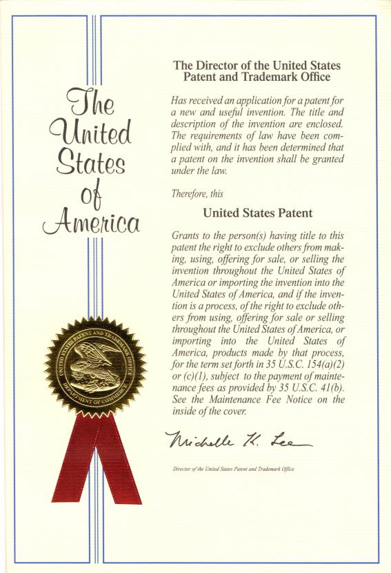 Patent Prester Drobac full